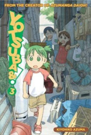 Yotsuba&! volume 3
