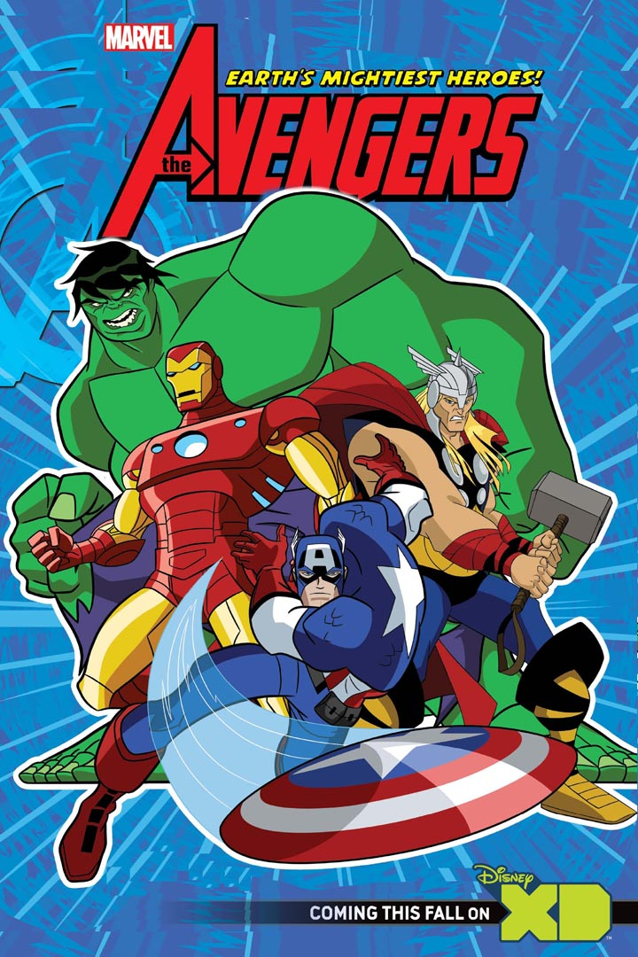 Avengers EarthS Mightiest Heroes Stream