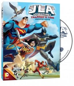 JLA Adventures DVD