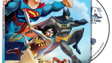 JLA Adventures DVD