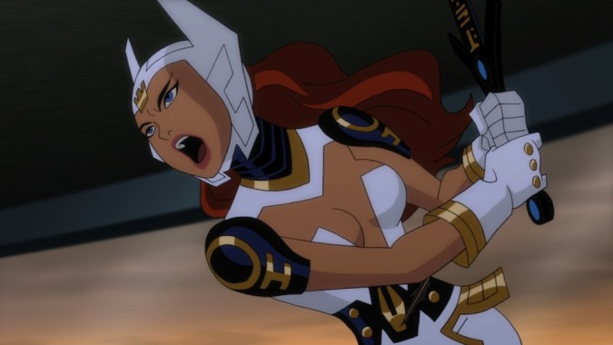 Justice League: Gods and Monsters Wonder Woman