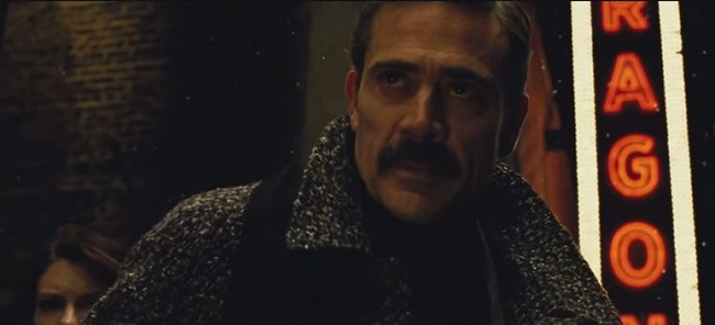 Thomas Wayne played by Jeffrey Dean Morgan
