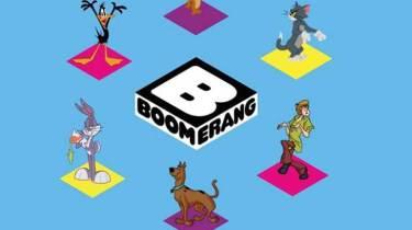 Boomerang relaunch promo