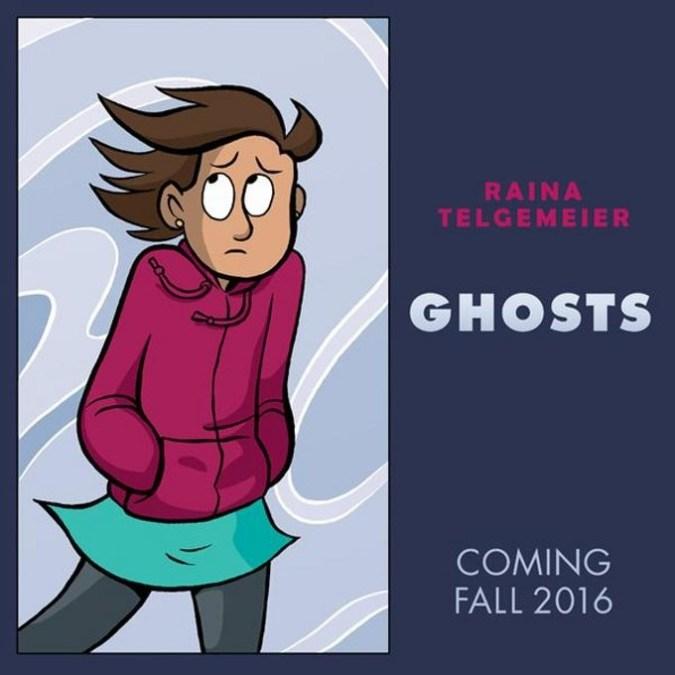Raina's Ghosts