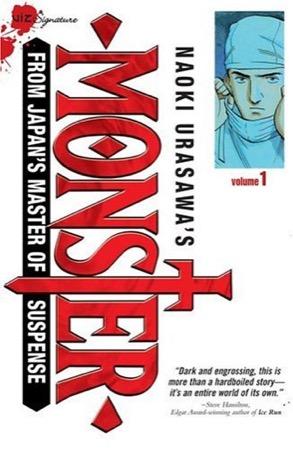 Naoki Urasawa's Monster volume 1