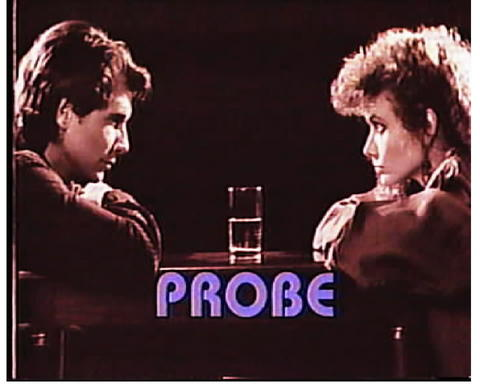 Probe title card