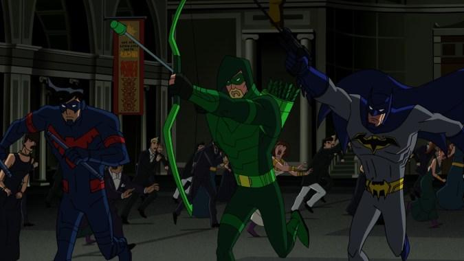 Batman Unlimited teamup