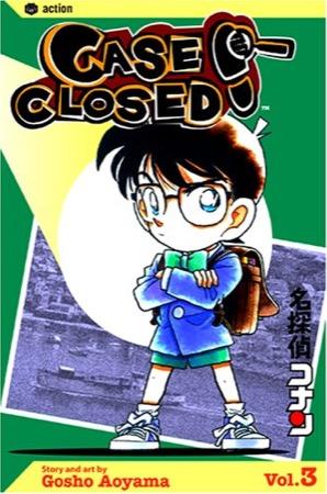 Case Closed volume 3