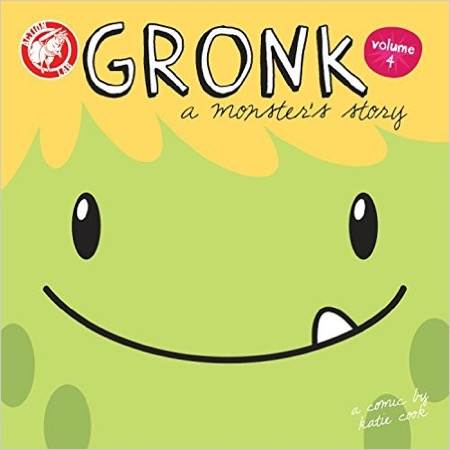 Gronk: A Monster's Story volume 4