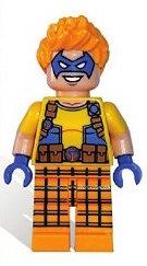 Lego Trickster minifigure
