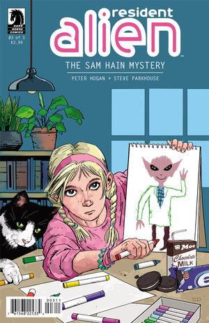 Resident Alien: The Sam Hain Mystery #3