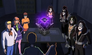 Scooby-Doo and KISS: The Detroit Rock