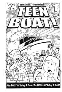 Teen Boat #1