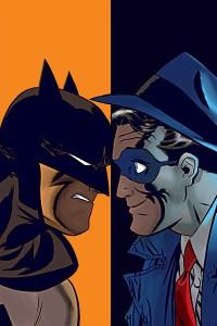 Batman/Spirit cover