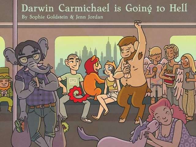 Darwin Carmichael Is Going to Hell