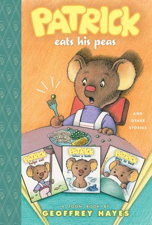 Patrick Eats His Peas