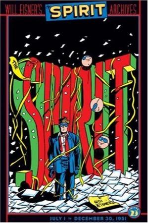 The Spirit Archives Volume 23