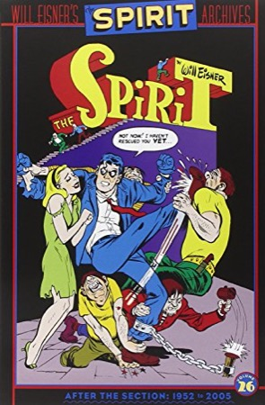 The Spirit Archives Volume 26