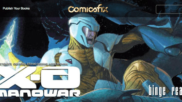 X-O Manowar on Comicsfix