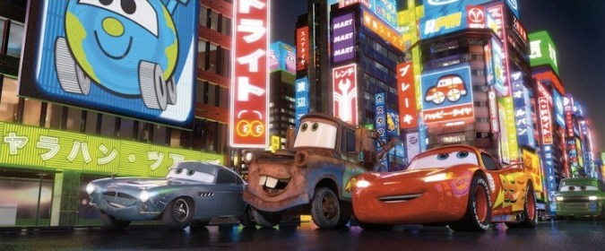 Cars in Tokyo