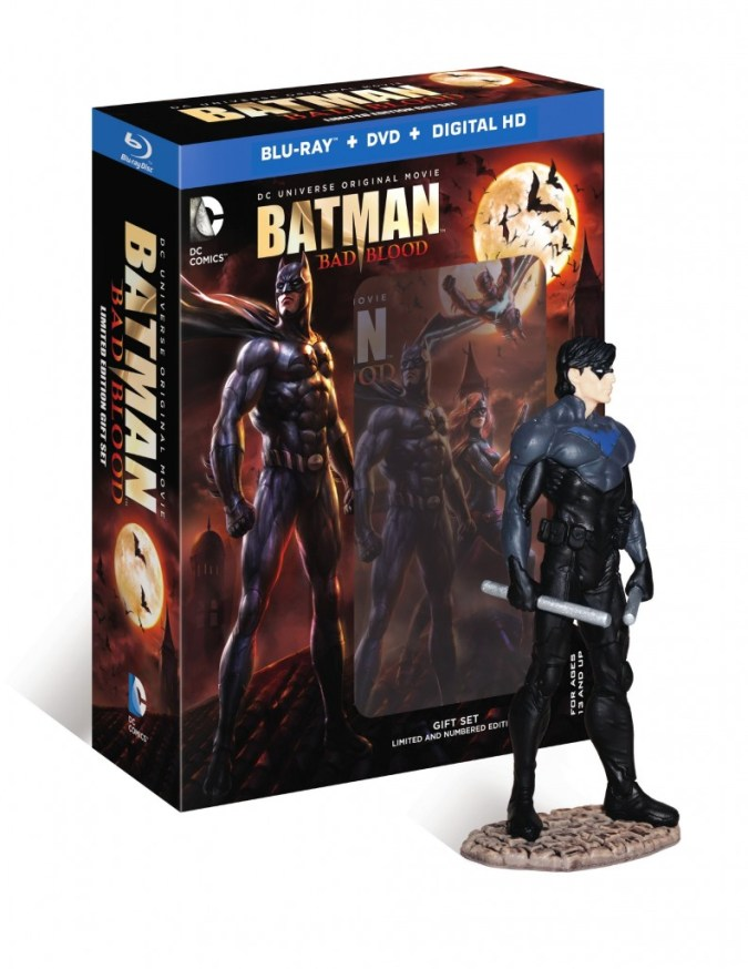 Batman: Bad Blood special edition