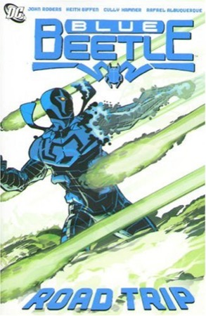 Blue Beetle: Road Trip