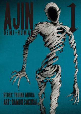 Ajin: Demi-Human volume 1