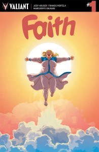 Faith #1 cover by Kano
