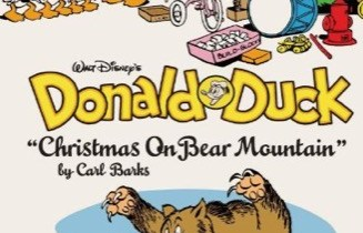 Walt Disney's Donald Duck: Christmas on Bear Mountain