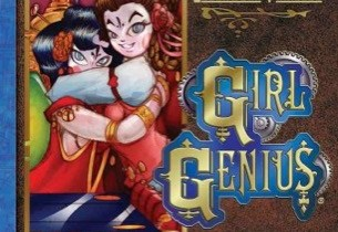 Girl Genius: Agatha Heterodyne and the Clockwork Princess