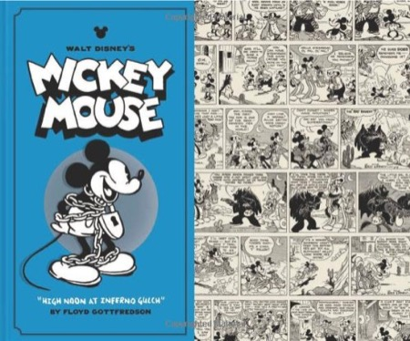 Walt Disney's Mickey Mouse: High Noon at Inferno Gulch