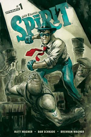 Will Eisner's The Spirit #1