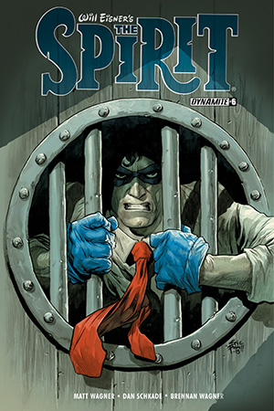 Will Eisner's The Spirit #6