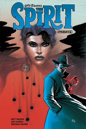 Will Eisner's The Spirit #8
