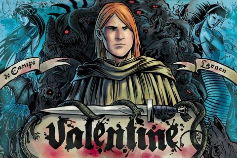 Valentine cover
