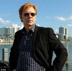 David Caruso on CSI: Miami