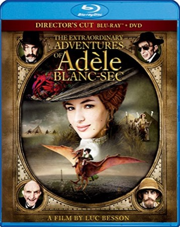 The Extraordinary Adventures of <br />Adèle Blanc-Sec (Director's Cut)