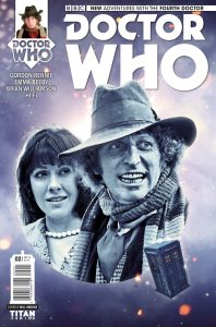 Doctor Who: The Fourth Doctor #2 photo cover by Will Brooks