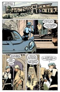 The Death-Defying Dr. Mirage #1 page 2