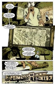 The Death-Defying Dr. Mirage #1 page 6