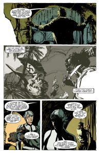The Death-Defying Dr. Mirage #1 page 8