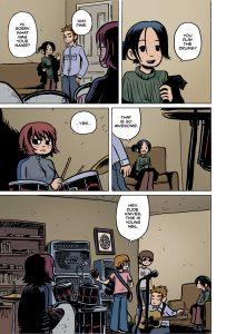 Scott Pilgrim HC page 12