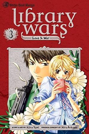 Library Wars: Love & War Volume 3