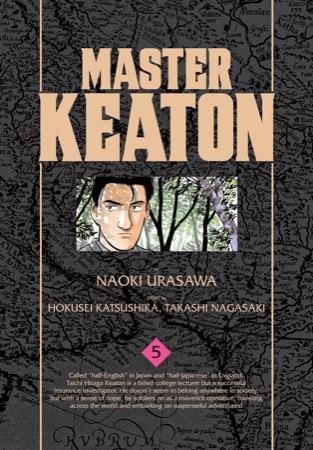Master Keaton Volume 5