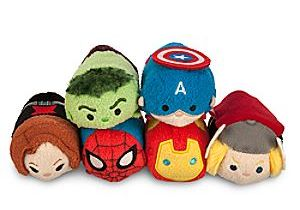 Marvel tsum tsums