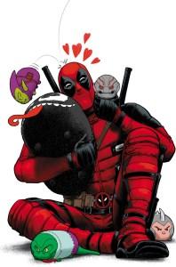 Deadpool #17 Tsum Tsum Takeover Variant