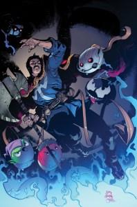 Doctor Strange #11 Tsum Tsum Takeover Variant