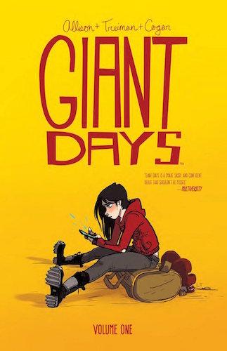 Giant Days Volume 1