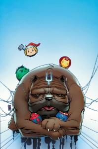 Uncanny Inhumans #13 Tsum Tsum Takeover Variant