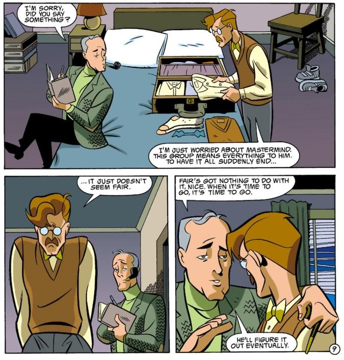 Batman: Gotham Adventures #13 p9